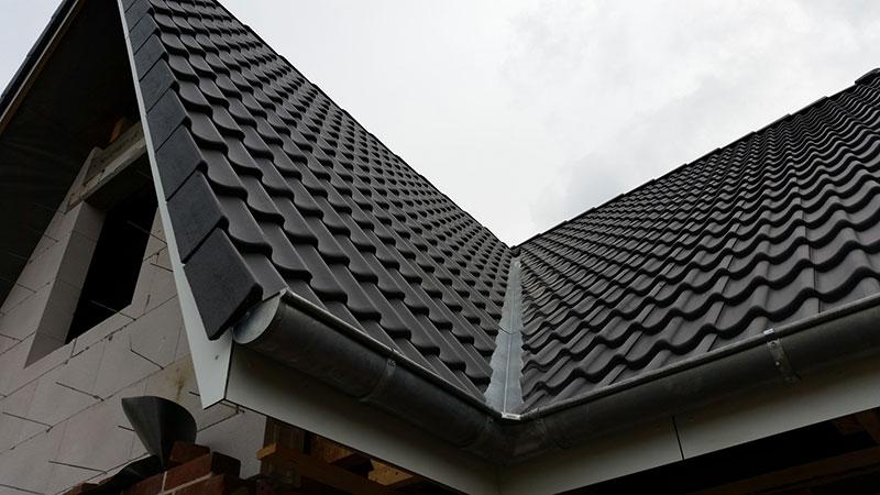Zimmerei Grosskreutz - Dacheindeckung