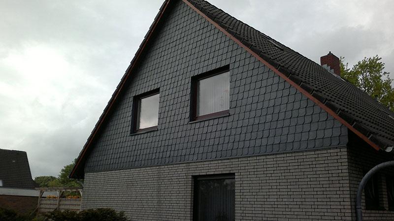 Zimmerei Grosskreutz - Fassadenverkleidung
