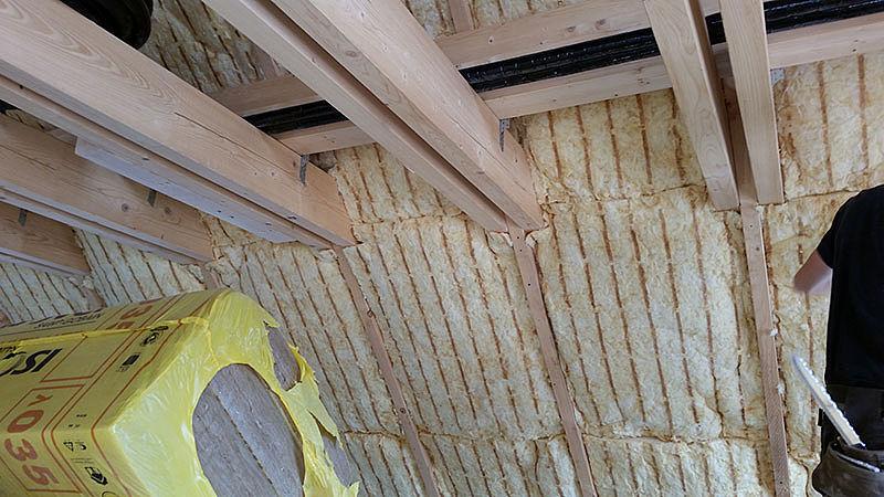 Zimmerei Grosskreutz - Referenzen - Holzrahmenbau - Trockenbau