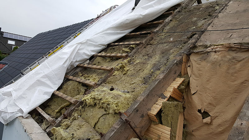 Zimmerei Grosskreutz - Dachsanierung