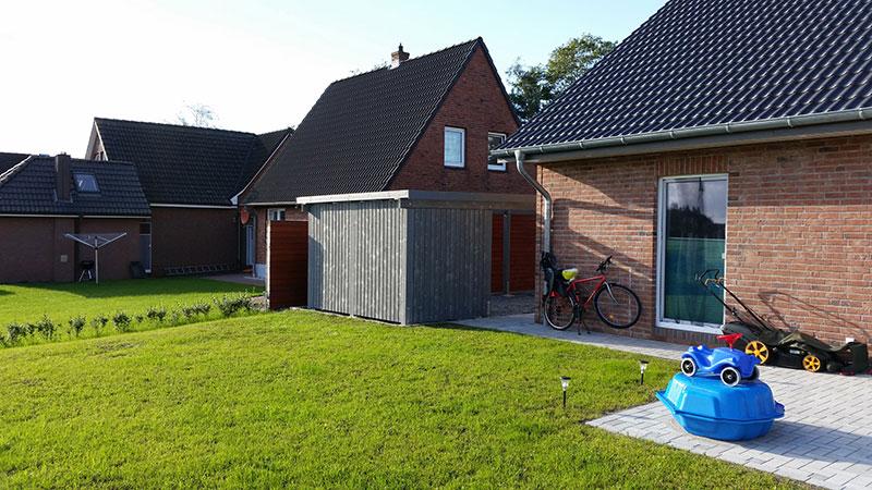 Zimmerei Grosskreutz - Carport / Überdachung